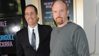 REPORT: Seinfeld to Appear on 'Louie'