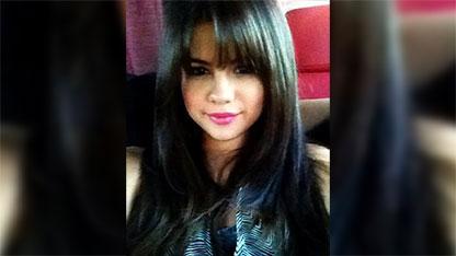 Selena Gomez's New Bangs