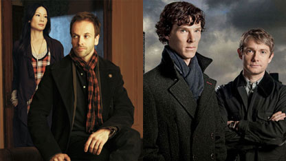 Sherlock vs. 'Sherlock'