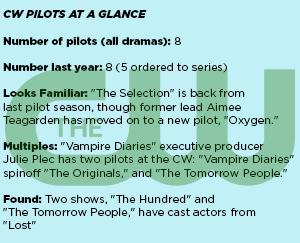 CW Pilots 2013