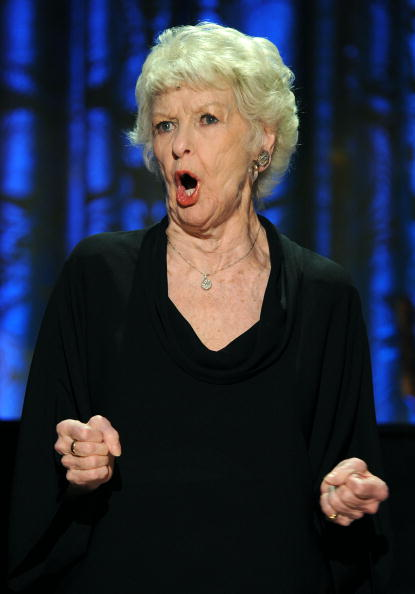 Elaine Stritch Ditching NYC for Michigan, Playing Last Show at Café Carlyle