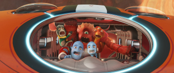 'Escape from Planet Earth' Review: A Black Hole of Entertainment