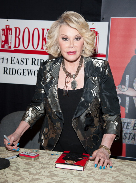 Joan Rivers Criticized by Anti-Defamation League for Comparing Costco to Nazis