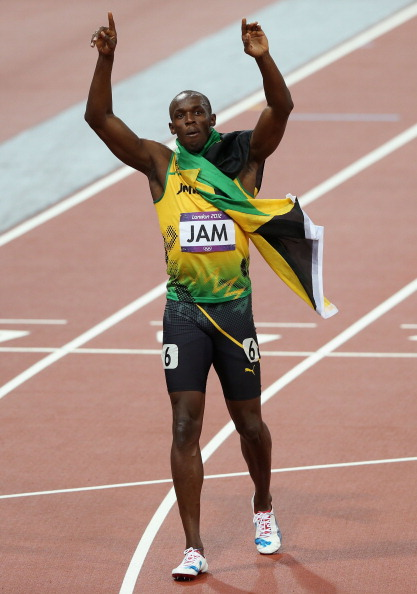 Usain Bolt Wins Most Olympic Mentions on Twitter, Facebook