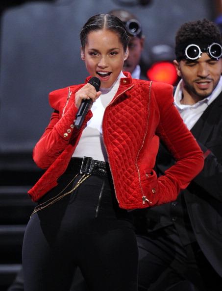 Alicia Keys, Katy Perry, 'Glee' Cast, fun. to Join Inaugural Fesitivities