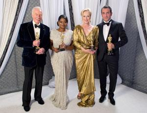 Meryl Streep, Jean Dujardin Returning to the Oscars