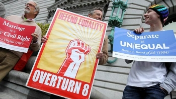 Prop 8, DOMA at Supreme Court: Listen to Day 2 Arguments (Audio)