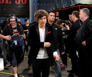 One Direction Getting the 3D Treatment in New Film
