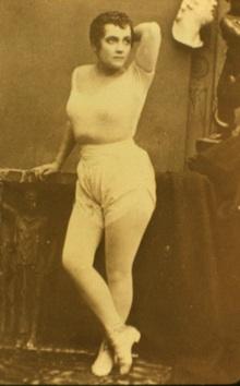 Adah Isaacs Menken: The Naked Lady