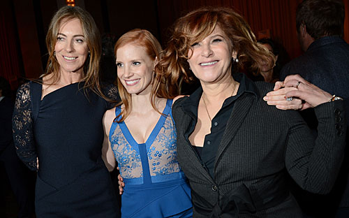 'Outraged' Amy Pascal: 'Zero Dark Thirty' Does Not Advocate Torture