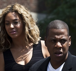 Beyonce, Jay Z Join 'Justice for Trayvon' Rally; Hundreds of Protests Spread Across Country