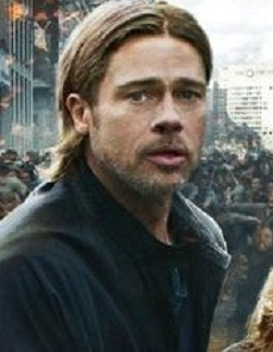 Box Office: Brad Pitt's 'World War Z' on Stunning $65M Pace But 'Monsters U' Even Bigger