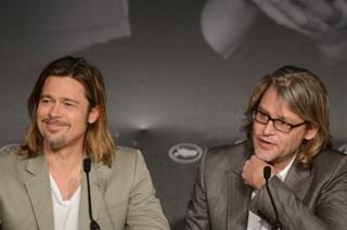 Cannes: Brad Pitt Says 'Killing Them Softly' Isn't Anti-Obama, But It Is Political