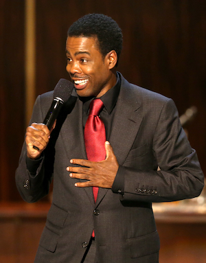 Chris Rock Thinks Today's Comedians Aren't Bringing the Funny
