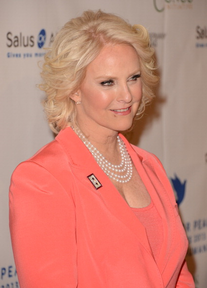 Cindy McCain Says Gay Rights Won't Be Partisan Issue in Next Presidential Election