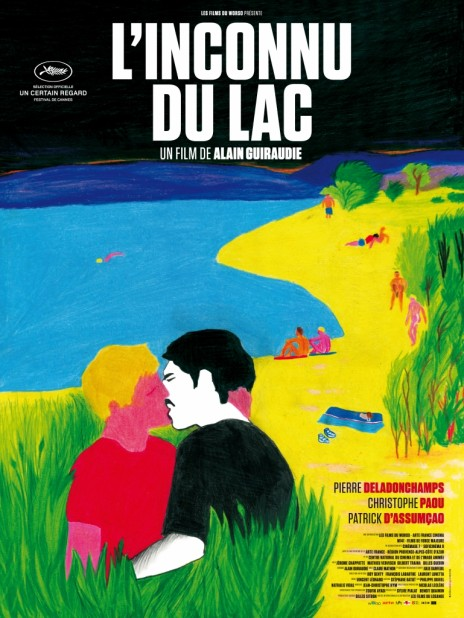Gay-Themed Cannes Favorite 'Stranger by the Lake' Posters Removed in France (Updated)