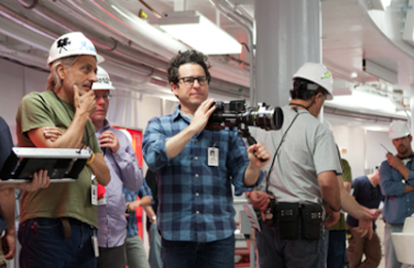 J.J. Abrams Hires 'Star Trek' Cinematographer to Shoot 'Star Wars: Episode VII' on 35MM Film
