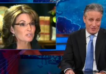 Jon Stewart: Fox News Lives 'In a World of Pure Fear and Despair'