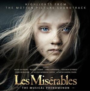 'Les Miserables' Tops Billboard Soundtracks Chart