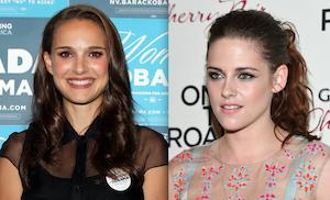 Natalie Portman, Kristen Stewart Top Forbes' List of Most Bankable Stars