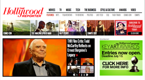 The Hollywood Reporter Loses Associate Publisher Amid Corporate Shuffling