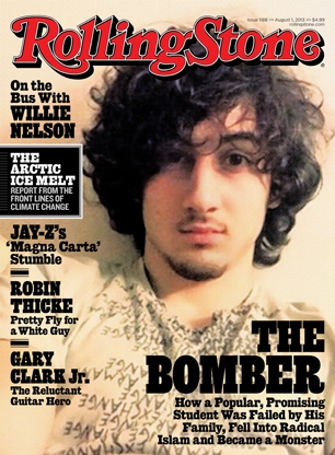 Rolling Stone Responds to Boston Bomber Cover Controversy