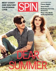 Buzz Media Buys Spin Magazine