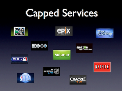 Netflix Turning Up the Heat on AT&T, Comcast and TWC Over Data Caps
