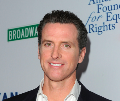 Gavin Newsom Gets Current TV Show -- What About the Equal Time Rule?