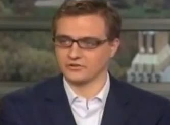 MSNBC's Chris Hayes Sorry for Saying He's 'Uncomfortable' Calling Dead Soldiers 'Heroes'