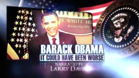 Watch 'The Daily Show' Fake Obama Ad 'It Could Have Been Worse' (Video)