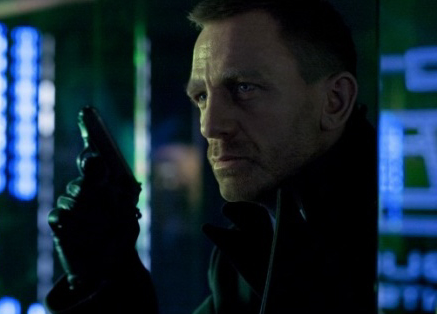 Adele Singing James Bond Title Song for 'Skyfall' ... and Someone Heard It