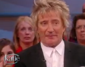 Rod Stewart Addresses Stomach-Pump Story You Never Thought He'd Ever Address Ever (Video)