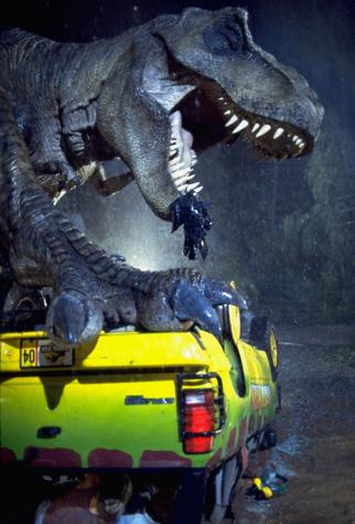 'Jurassic Park 3D' Gets IMAX Run