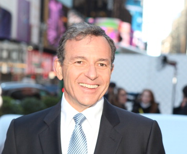 Disney's Bob Iger Talks Deal-Making With Steve Jobs, Importance of Risk