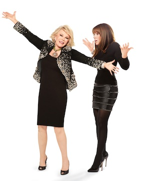 WE TV Renews 'Joan & Melissa,' 'Tamar & Vince'