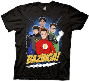 'Big Bang Theory' Meets 'Star Trek'