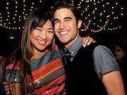 'Glee' Stars Darren Criss, Jenna Ushkowitz Among Stars Attending Nigel Lythgoe's Dizzy Feet 'Dance' Gala