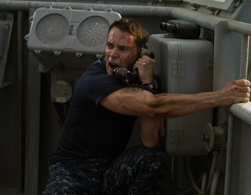 'The Avengers' Torpedoes 'Battleship' With $55M for Box-Office Three-Peat
