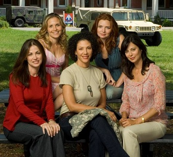 'Army Wives' Gets 7th Season From Lifetime