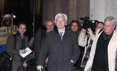 WikiLeaks Founder Julian Assange Appeals Extradition to Sweden
