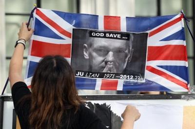 WikiLeaks' Julian Assange Appeal Dismissed by British Supreme Court