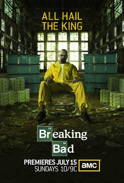 'Breaking Bad' Season 5 Art: Bryan Cranston Gets the Royal Treatment