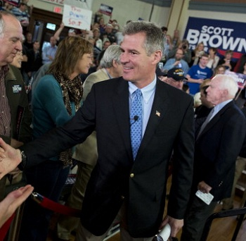 Scott Brown Joins Fox News