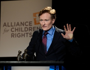 NBC Omits Conan O'Brien From Leno Exit Announcement
