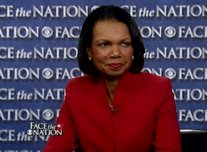 Condoleezza Rice Joins CBS News as a Contributor