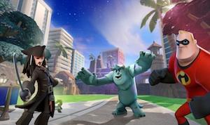 Disney Interactive Unveils 'Infinity' Gaming Platform