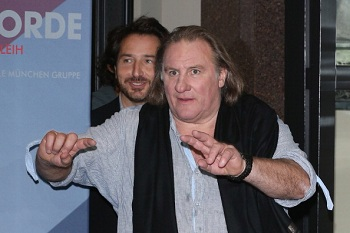 Gerard Depardieu Declares Bromance With Vladimir Putin After Receiving Russian Citizenship
