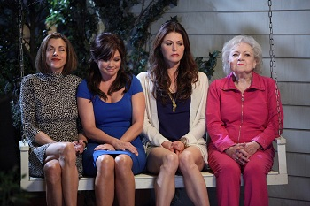 'Hot in Cleveland' Gets Season 5 Order From TV Land