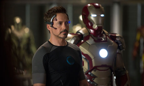 'Iron Man 3' Is Most Anticipated Movie of Summer, Fandango Says